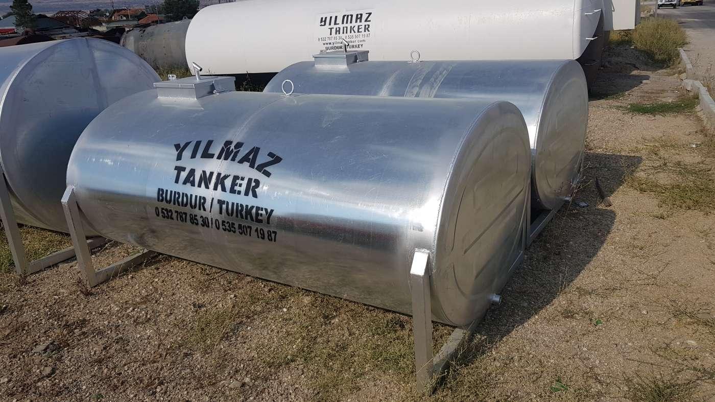 3 ton galvaniz tanker turkiye nin